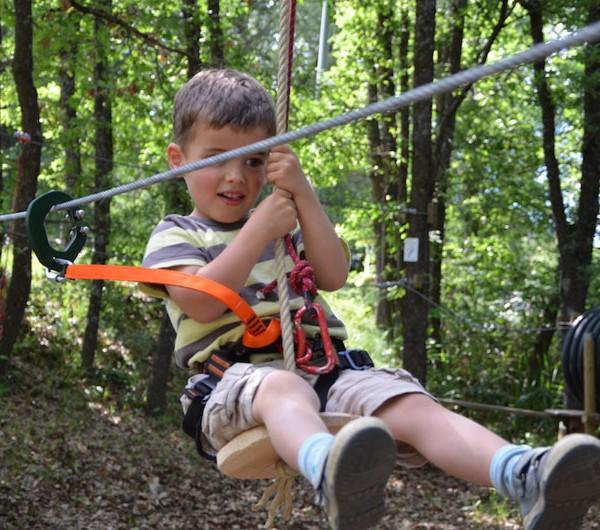 serre-poncon-aventurehigh ropes adventure 8