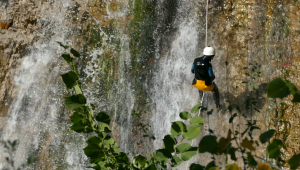Activities in the Hautes-Alpes - Canyoning