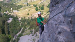 Activites in the Hautes-Alpes - Via ferrata